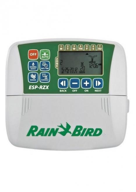 Rain Bird ESP-RZX vezérlő telepítési és kezelési útmutató